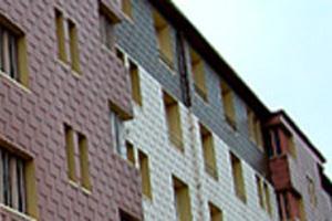 batiment d'habitations